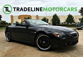 2007_BMW_6 Series_650i CONVERTIBLE, NAVIGATION, V8... AND MUCH MORE!!!_ CARROLLTON TX