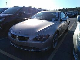 2007_BMW_6 Series_650i_ Hollywood FL