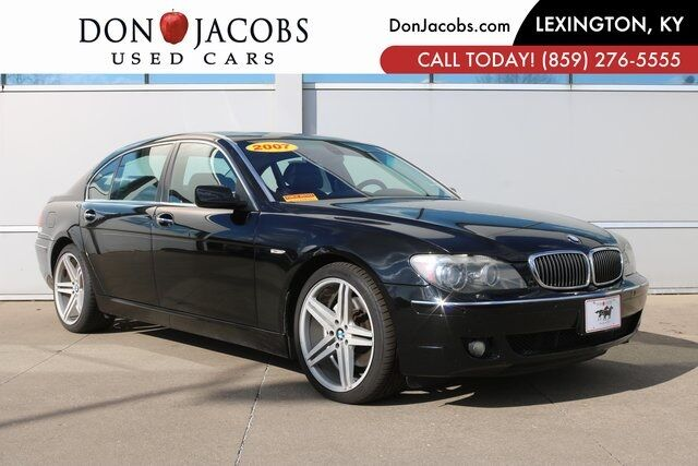 2007 BMW 7 Series 750Li Lexington KY