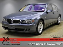 2007_BMW_7 Series_750i_ Moncton NB