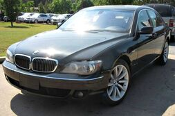 BMW 750i w/ LEATHER SEATS & SUNROOF 2007