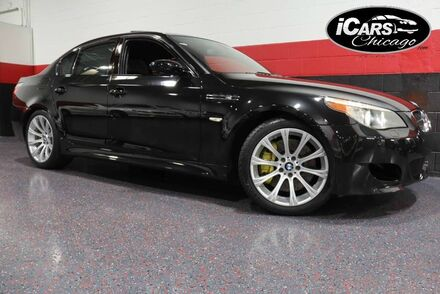 2007_BMW_M5_4dr Sedan_ Chicago IL