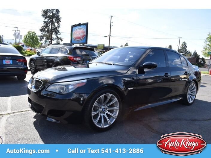 2007 BMW M5 Luxury V10 Bend OR