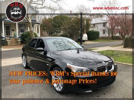 2007_BMW_M5_Sedan_ Arlington VA