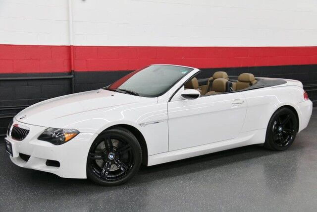 2007 BMW M6 2dr Convertible Chicago IL