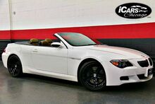 2007 BMW M6 2dr Convertible