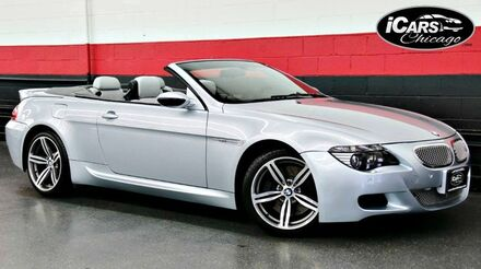 2007_BMW_M6_2dr Convertible_ Chicago IL