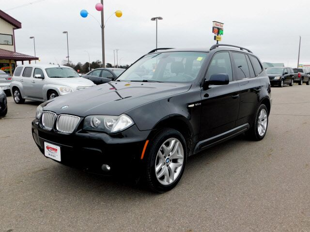 2007 BMW X3 3.0si Clearwater MN
