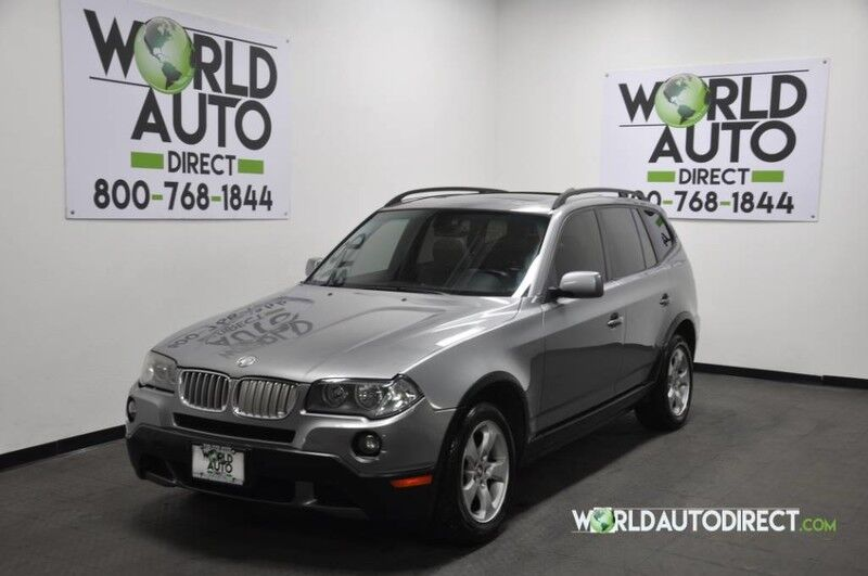 2007_BMW_X3_3.0si_ Houston TX