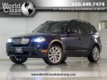2007 BMW X3 3.0si LEATHER SUNROOF XENONS
