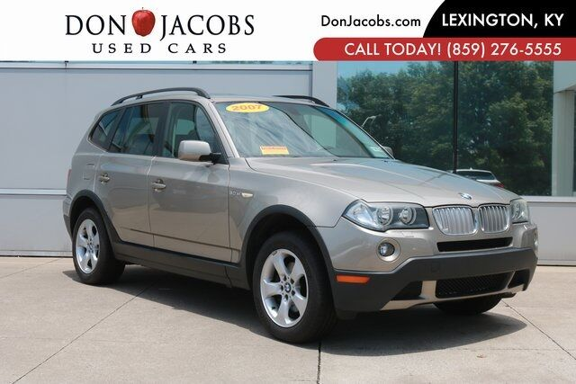 2007 BMW X3 3.0si Lexington KY