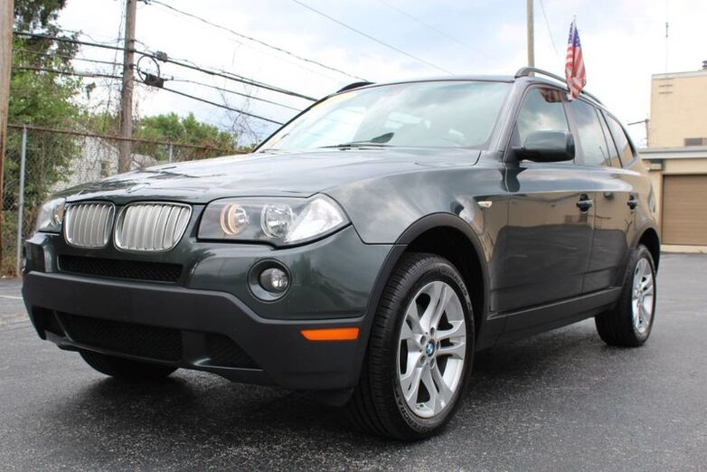 2007 BMW X3 3.0si New Castle DE
