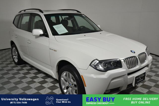 2007 BMW X3 3.0si Seattle WA