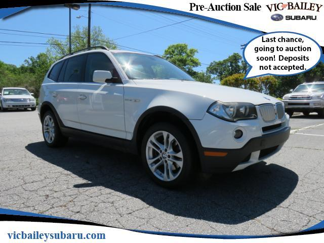 2007 BMW X3 3.0si Spartanburg SC