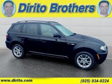 2007_BMW_X3 AWD 4dr 3.0si 50043A_3.0si_ Walnut Creek CA