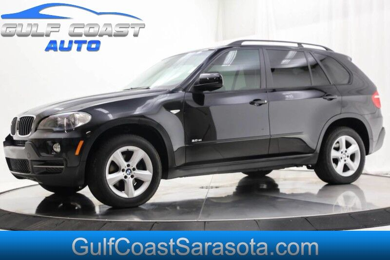 2007_BMW_X5_3.0SI LEATHER SUNROOF NAVIGATION AWD LOADED WHEELS_ Sarasota FL