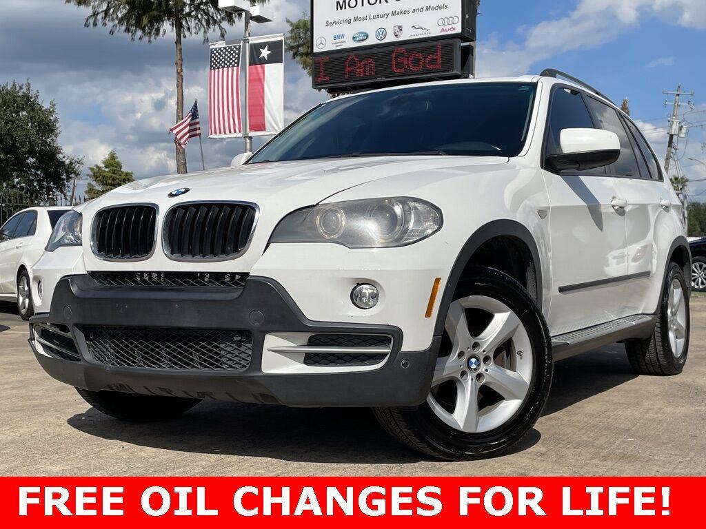 2007_BMW_X5_3.0si_ Houston TX