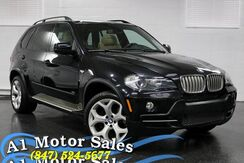 2007_BMW_X5_4.8i AWD Navi Rear Camera Pano Roof_ Schaumburg IL