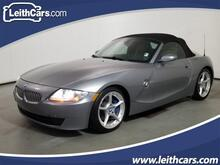 2007_BMW_Z4_2dr Roadster 3.0si_ Raleigh NC