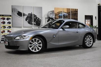 2007_BMW_Z4_3.0si_ Boston MA