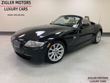 2007_BMW_Z4_3.0si Convertible Beautiful Clean Carfax_ Addison TX