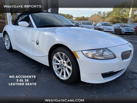 2007 BMW Z4 3.0si Raleigh NC
