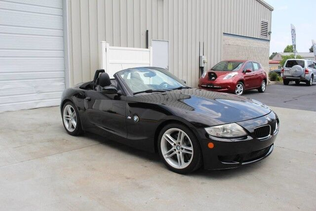 2007 Bmw Z4 M Roadster 3 2l 6 Spd Man E85 Convertible Z Series Knoxville