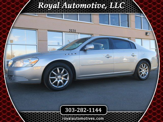 2007 BUICK LUCERNE CXL Englewood CO