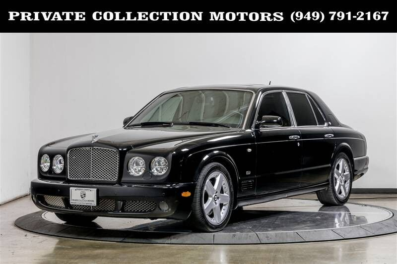 2007 Bentley Arnage T Full Service Just Completed Costa Mesa CA