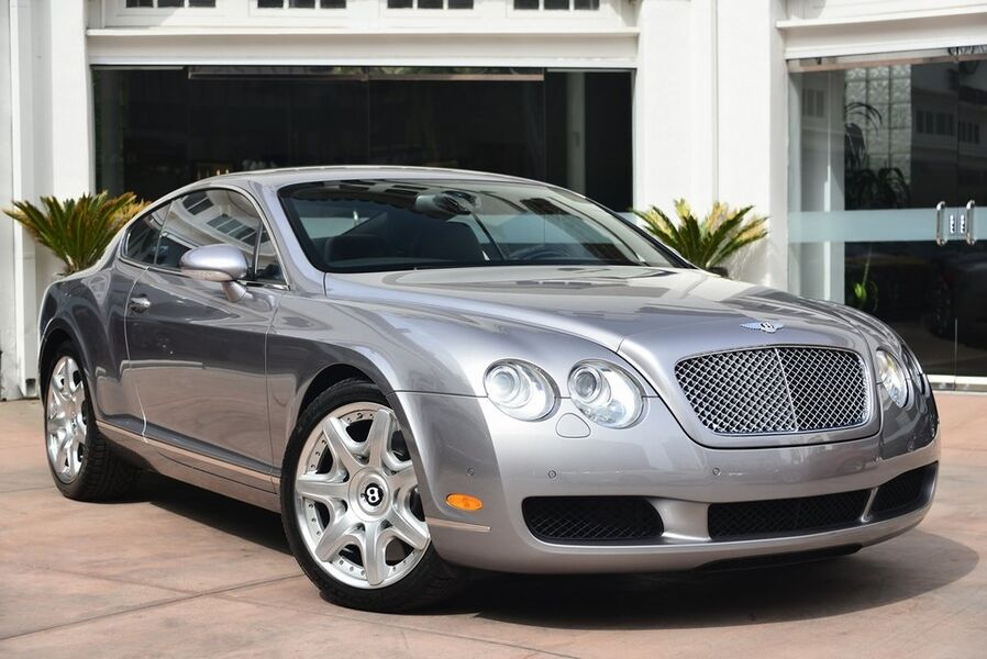 2007_Bentley_Continental GT__ Beverly Hills CA