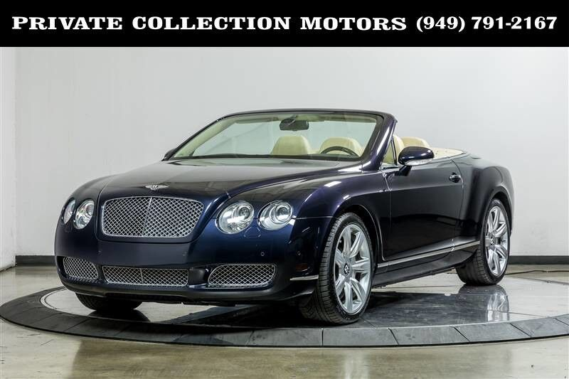 2007_Bentley_Continental GT__ Costa Mesa CA