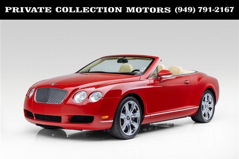 2007_Bentley_Continental GT__ Costa Mesa CA