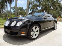 2007_Bentley_Continental GT__ Hollywood FL