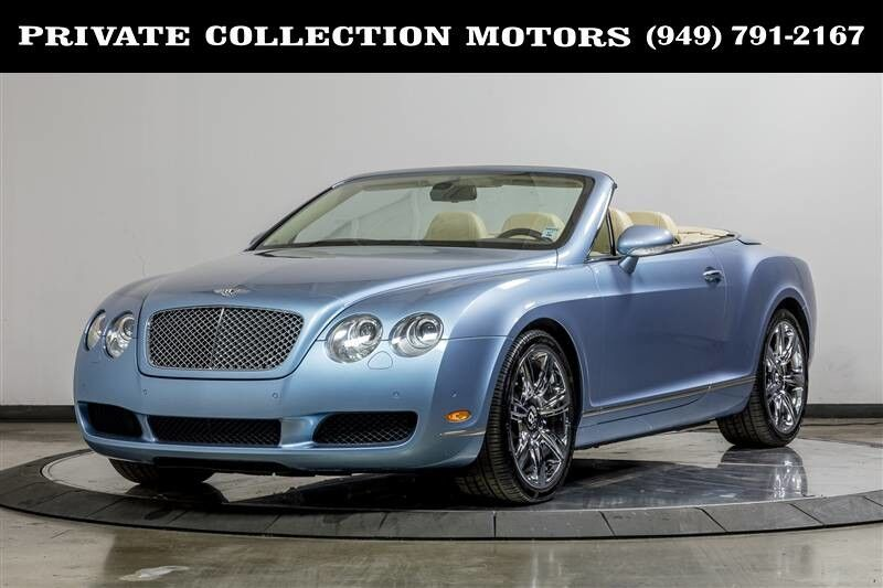 2007_Bentley_Continental GT 1 Owner__ Costa Mesa CA