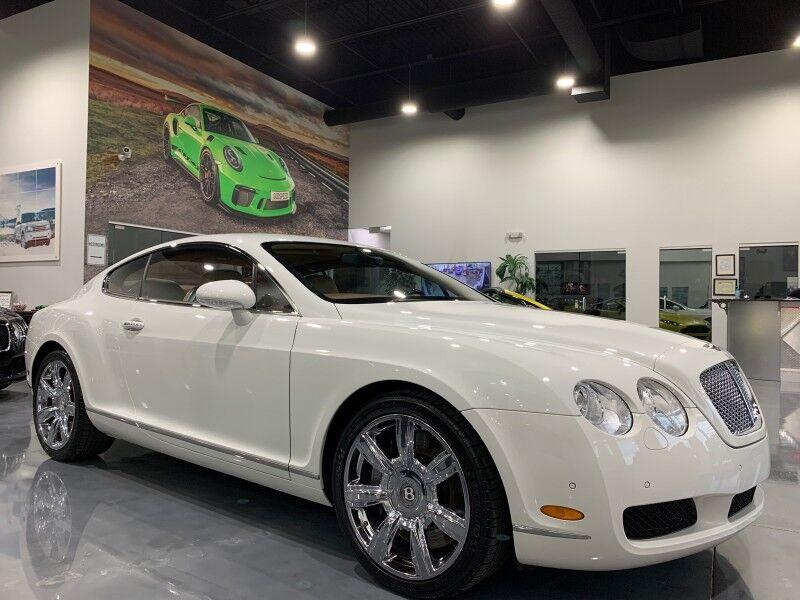 2007_Bentley_Continental GT_179K MSRP_ Charlotte NC