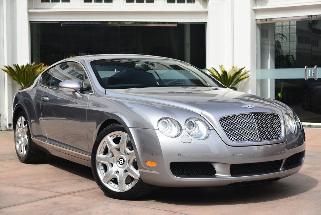 2007 Bentley Continental GT Coupe  Beverly Hills CA