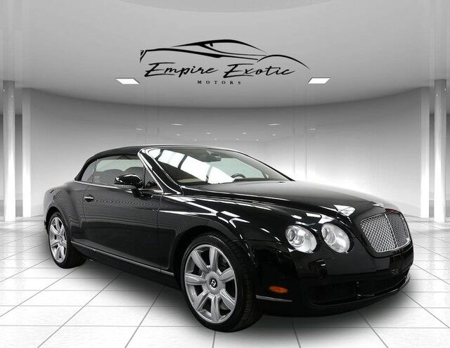 2007 Bentley Continental GTC  Addison TX