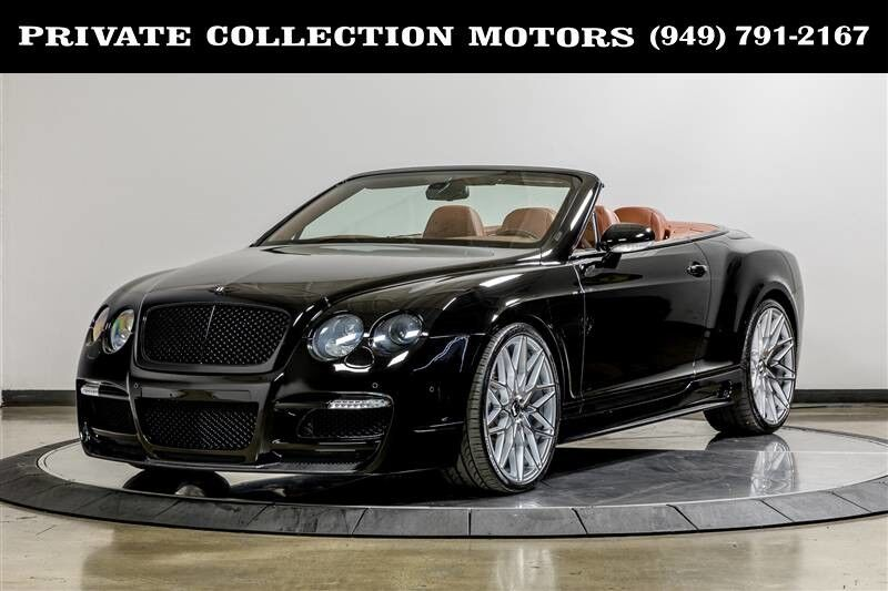 2007_Bentley_Continental GTC_ASI Carbon Fiber Kit_ Costa Mesa CA