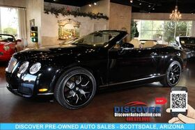 2007_Bentley_Continental GTC_Convertible 2D_ Scottsdale AZ