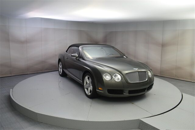 2007 Bentley Continental GTC W12 San Francisco CA