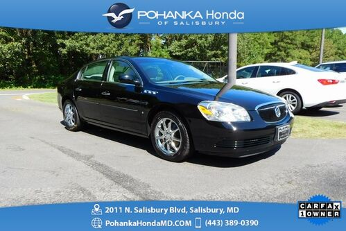 2007_Buick_Lucerne_CXL ** GUARANTEED FINANCING ** ONE OWNER **_ Salisbury MD