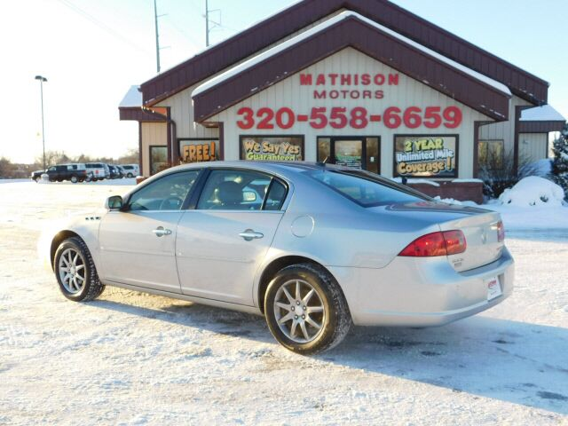 2007 Buick Lucerne CXL Clearwater MN