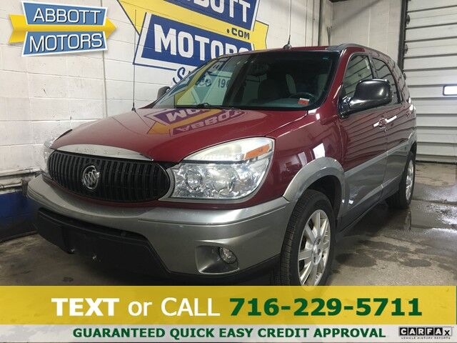 2007 Buick Rendezvous CX w/Low Miles Buffalo NY