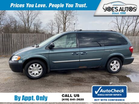 2007 CHRYSLER TOWN & COUNTRY TOURING Toledo OH