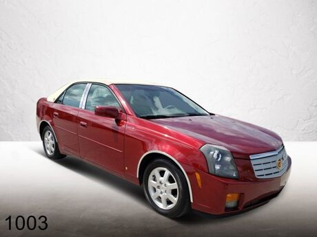 2007 Cadillac CTS  Clermont FL