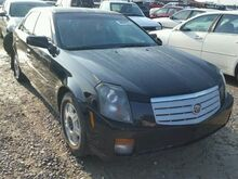 2007_Cadillac_CTS_2.8L_ Jacksonville FL