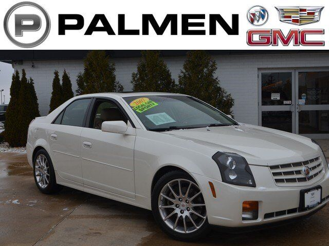 2007 Cadillac CTS Sport Racine WI