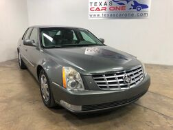 2007_Cadillac_DTS_LUXURY II SUNROOF LEATHER HEATED AND COOLED SEATS BOSE SOUND SYSTEM_ Carrollton TX