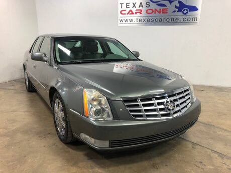2007 Cadillac DTS LUXURY II SUNROOF LEATHER HEATED AND COOLED SEATS BOSE SOUND SYSTEM Carrollton TX