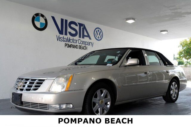 2007 Cadillac DTS Luxury I Coconut Creek FL